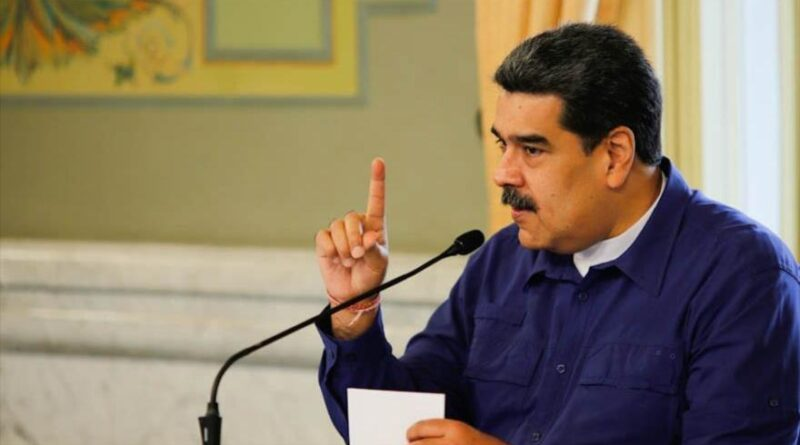 Featured image: Venezuelan President Nicolás Maduro speaks during a ceremony in Caracas, March 13, 2021. Photo courtesy of HispanTV.
