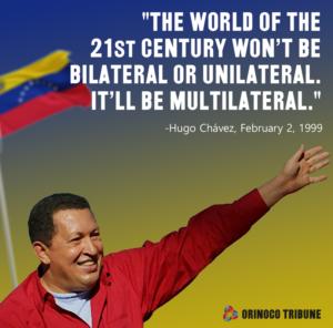 Hugo Chavez quote