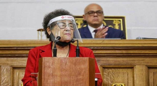 Featured image: Deputy Maria Leon proposing to eradicate machismo in Venezuela.