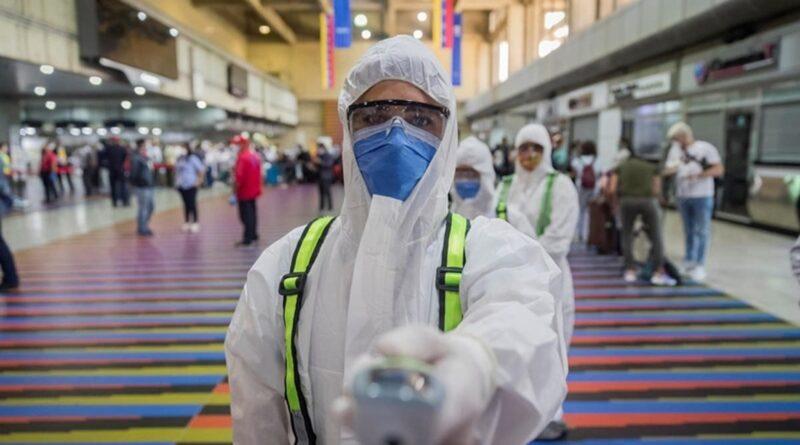 Venezuela to implement mandatory COVID-19 test at all international inbund travelers at arrival. File photo.