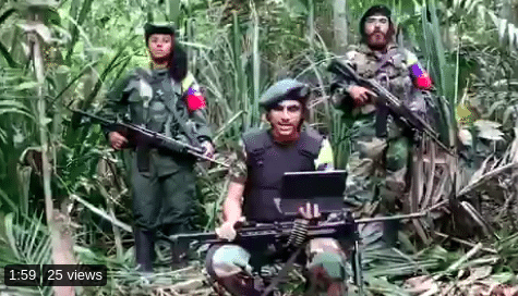 that is common practice for FARC EP
