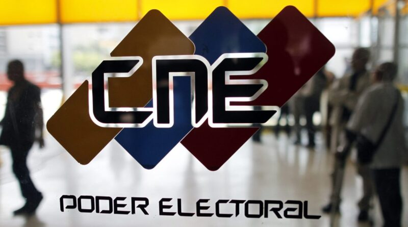 Featured image: Venezuelan National Electoral Council (CNE) advances in the process of renewing its authorities. File photo.
