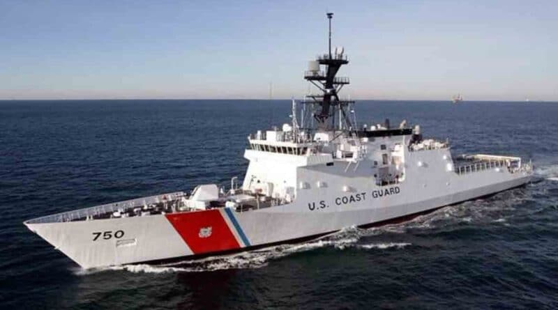 Featured image: USCGC Bertholf (WMSL-750). File photo.