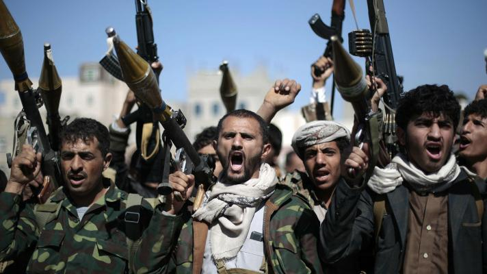 Featured image: The Houthis lead the Yemeni resistance against the Saudi / Western aggressor (Photo: Hani Mohammed / AP Photo).