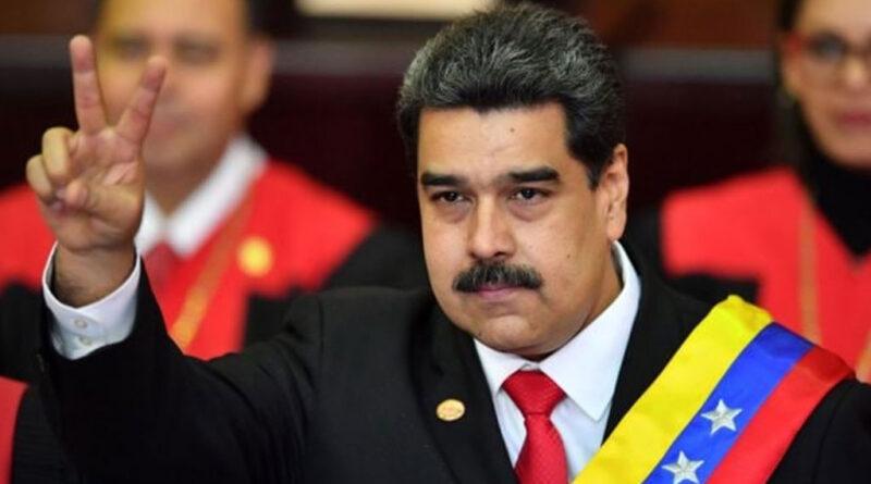 Featured image: Venezuelan President Nicolas Maduro. File photo.