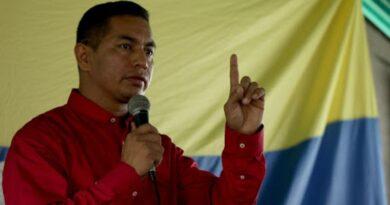Featured image: Mayor Jose Maria Romero of La Victoria, Apure state, Venezuela. File photo.