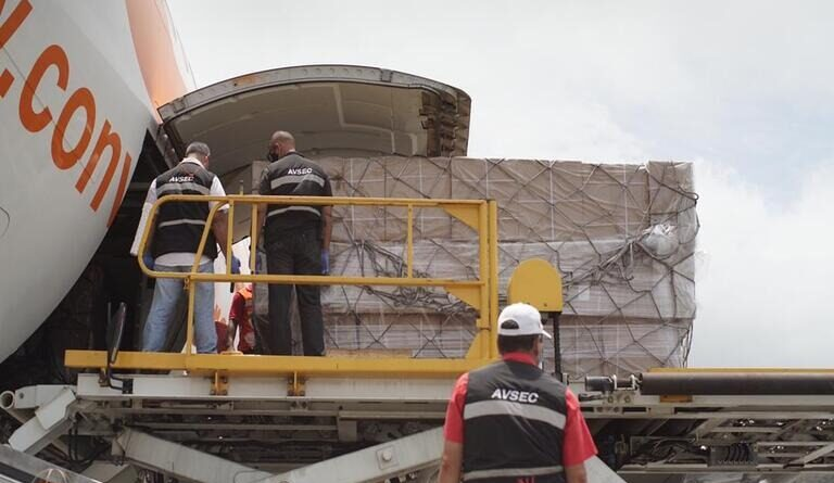 Venezuela Receives 13th Shipment of Supplies from China