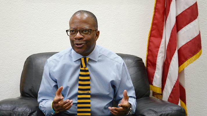Todd Robinson awaits confirmation to assume the position of Under Secretary for International Narcotics Affairs and Law Enforcement at the State Department. (Photo: File)