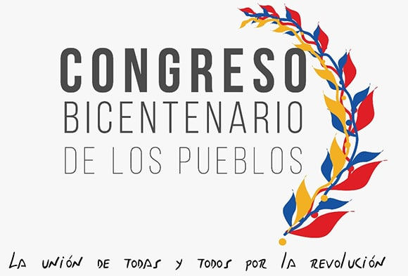 Bicentennial Congress of the Peoples of the World inb preparation