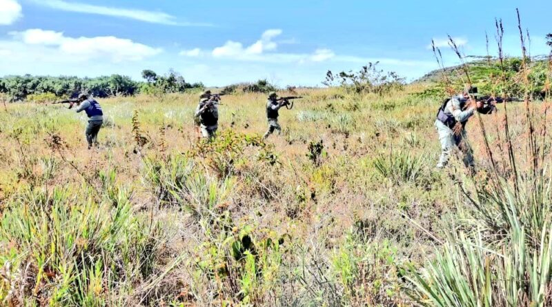 Featured image: Venezuelan Army deployed in Apure state to expelled Colombian narco terrorist criminals. Photo courtesy of the CEOFANB.