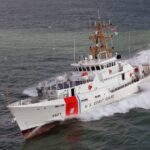 Featured image: US Coast Guard ship (1011). File photo.