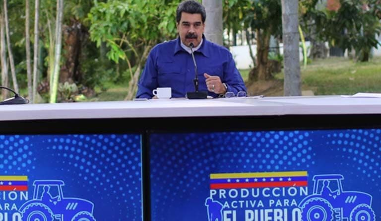 Featured image: In the image, President Nicolás Maduro during the productive Wednesday day in Caracas. Photo: Presidential Press.