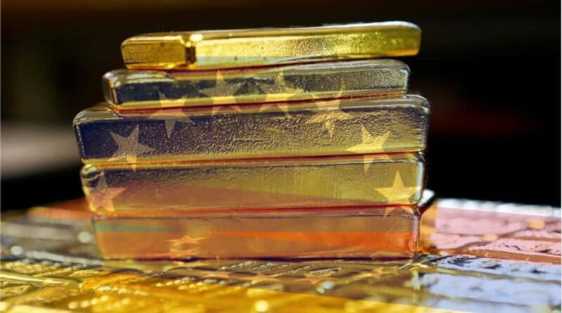 Venezuelan gold is being seized/robed by the Bank of England under hard to believe arguments. FIle photo.