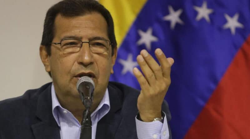 Featured image: Adam Chavez, brother and political mentor for former Venezuela President, Hugo Chavez. He is currently ambassador of Venezuela in Cuba. File photo.