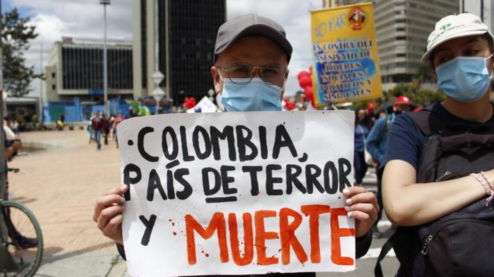 The number of massacres registered in Colombia rises to 28 (Photo: Archive)