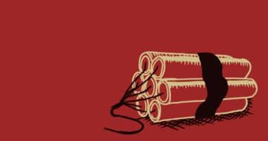 Sticks of dynamite -artist: dribbble