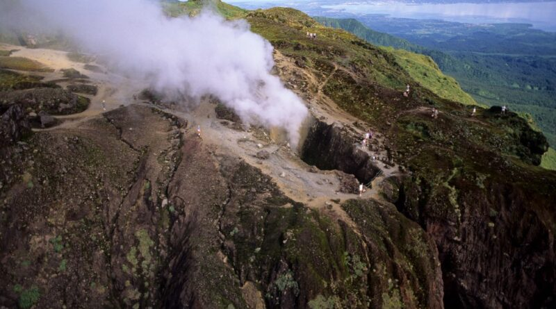 The explosive eruption could register in the next few hours or days. (Photo: Getty Images)