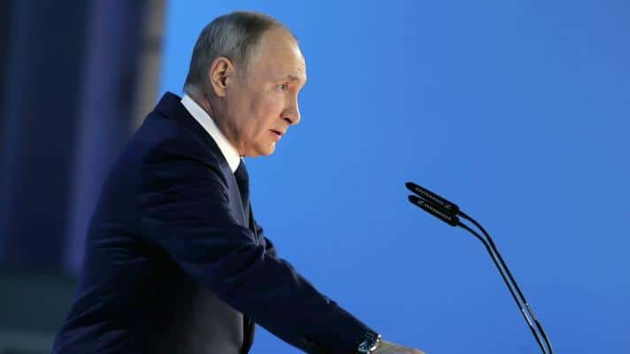 Vladimir Putin, President of the Russian Federation (Photo: Mikhail Metzel / Sputnik)