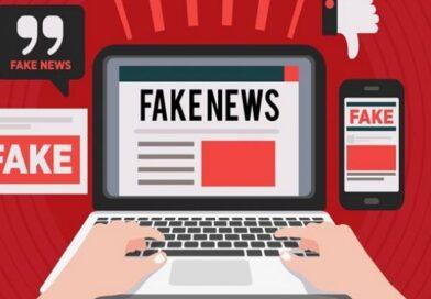 Featured image: Fake News (File photo).