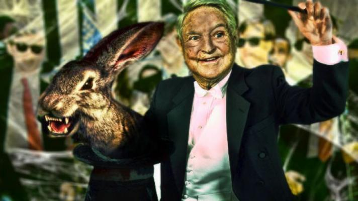 Financial speculator George Soros has multiple interests around the world (Photo: Juan Díaz / Misión Verdad)