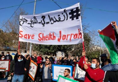 The Ethnic Cleansing of Sheikh Jarrah