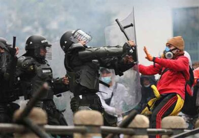 The Uprising in Colombia