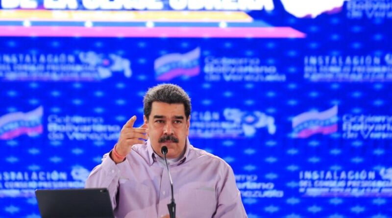 Featured image: President Nicolas Maduro calling for self criticism and better and more socialist management in public enterprises. Photo courtesy of Prensa Presidencial.