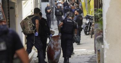Shock in Brazil Over Jacarezinho Favela Massacre