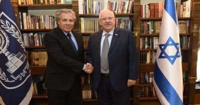 Zionism's Alliance with Luis Almagro the Yanacona