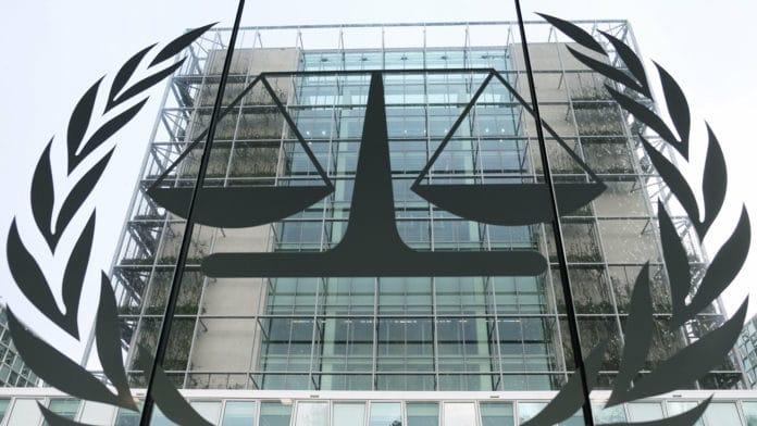 Featured image: International Criminal Court headquarters in Geneva, Switzerland. File photo.