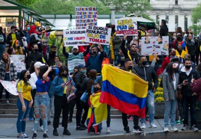 The Battle for Colombia