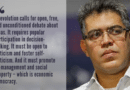 Venezuela's Popular Democracy Under Siege: A Conversation with Elías Jaua