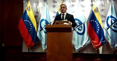 Featured image: Venezuela's Attorney General, Tarek William Saab. File photo.