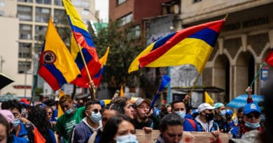 Colombia: Analyzing the Strike from the Peoples' Congress