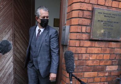 'Poot In the Boot In': Edwin Poots' Leadership of the Democratic Unionist Party—21 Days in 2021