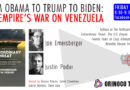 This Friday June 18: Orinoco Tribune Goes Live with Emersberger & Podur, Authors of New Book on US Coup Attempts & Hybrid Warfare Against Venezuela