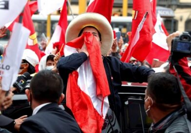 Peru at the Brink of Civil War? The Uprising of the Dispossessed