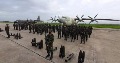 FANB Re-Deployment Against Colombian Paramilitary Groups in Apure