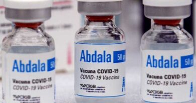 Abdala vials to fight CODIV-19. The vaccine have shown an efficacy of 92.28%. File photo.