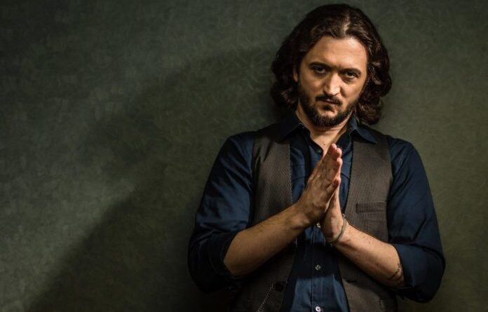 RT's star Lee Camp. File photo.