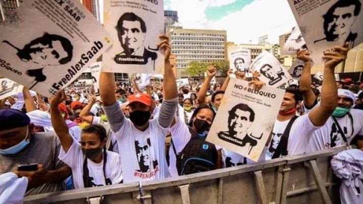 Venezuela welcomed the willingness of the UN human rights committee to demonstrate against the illegal extradition of Saab to the United States. (Photo: UM)