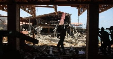 Israel Launches Series of Airstrikes on Gaza