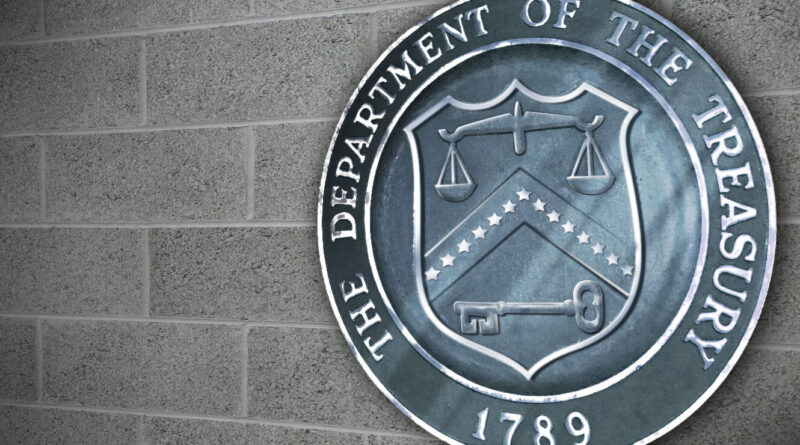 Illegal US blockade against Venezuela and many other countries is enforced through OFAC belonging to the US Department of the Treasury. File photo.