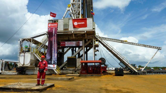 PDVSA oil field in Venezuela. File photo.