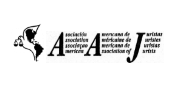 Logo of the American Association of Jurists. File photo.