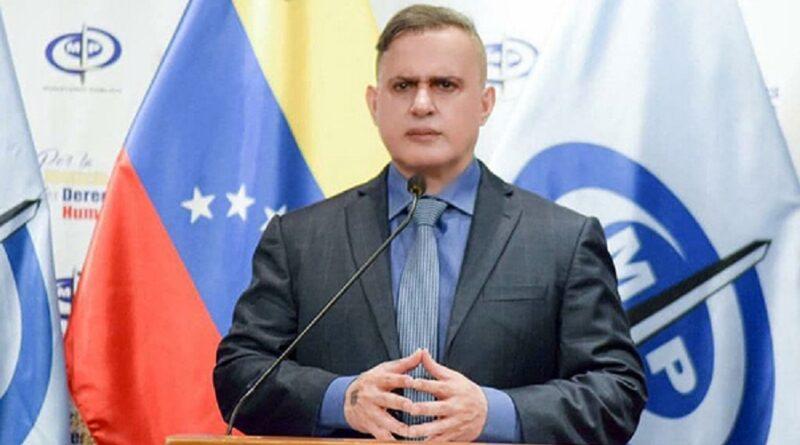 Venezuelan Attorney General Tarek William Saab. Photo courtesy of Alba Ciudad.