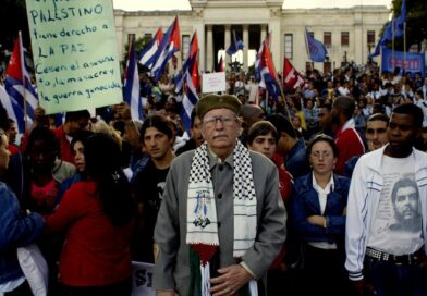 On Cuba's Historic Connections to Palestinian Liberation