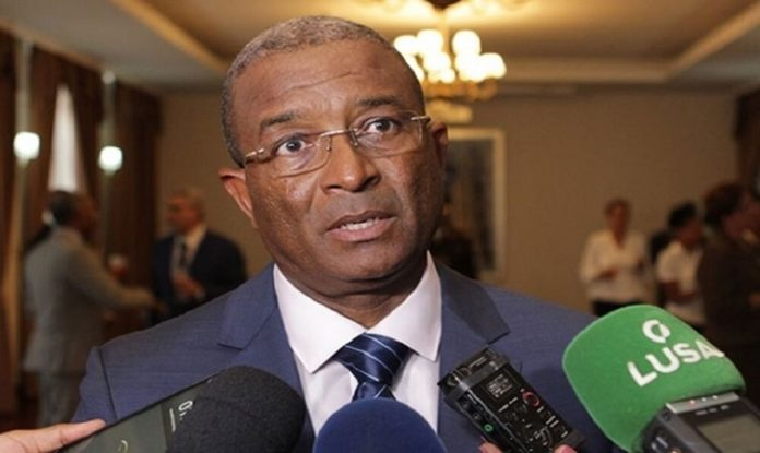 Cape Verde Attorney General, Luís José Landim. File photo.