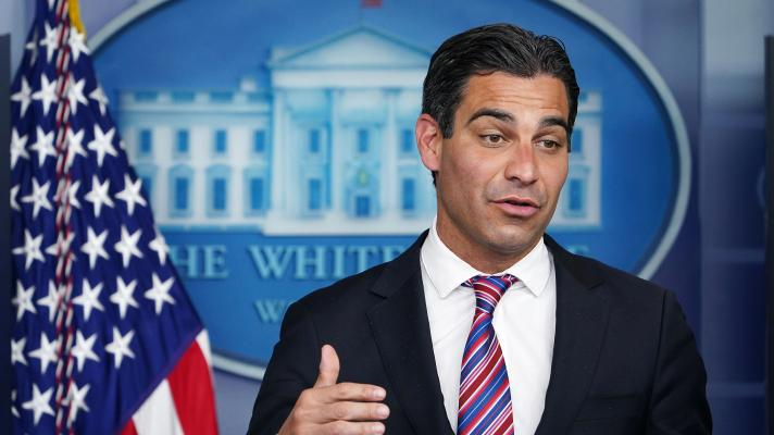 Francis Suárez, mayor of Miami (Photo: Mandel Ngan / AFP).