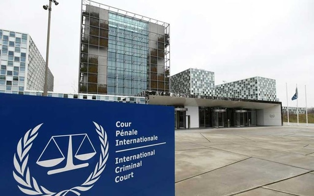 International Criminal Court (ICC) headquarters in Geneva. File photo.